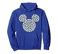Disney Mickey Mouse Shamrocks St Patrick S Day T Shirt Hoodie Royal Blue