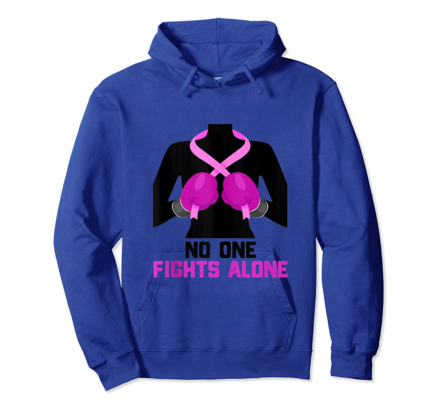 Husband Of A Warrior Breast Cancer Awareness Month Gift Tank Top Shirts Unisex Pullover Hoodie