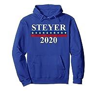 Tom Steyer 2020 President Election Vote Impeach Trump T Shirt Hoodie Royal Blue