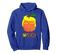 Anti Trump 2020 Vote Dems For Senate Impeach President Premium T Shirt Hoodie Royal Blue
