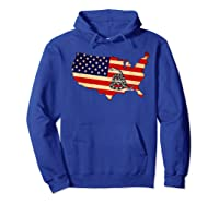 Gadsden Flag Snake Shirt -on Don't On Me Tread T-shirt T-shirt Hoodie Royal Blue