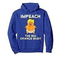 Trump Sucks Shirt Impeach Trump Shirt Hoodie Royal Blue