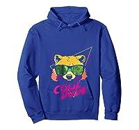 Cool Bear Fun Party Costume Cute Easy Animal Halloween Gift Shirts Hoodie Royal Blue
