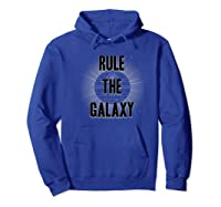 S Valentine Rule The Galaxy Shirts Hoodie Royal Blue