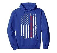 Best Grandma Ever T Shirt American Flag Mothers Day Gift Mom Hoodie Royal Blue