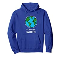 Earth Wind Fire Water Science March Scientist Day Tshirt Hoodie Royal Blue