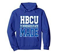 Tennessee Hbcu State University T Shirt Hoodie Royal Blue