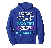 Teas Inspirational Quote School Teas Mm Shirts Hoodie Royal Blue