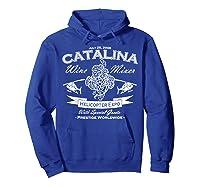 Catalina Wine Mixer Gifts Shirts Hoodie Royal Blue