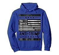 Pro America Anti Trump 4th Of July Impeach Trump T Shirt Hoodie Royal Blue