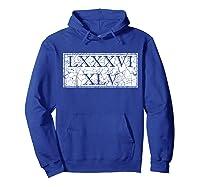 8645 T Shirt Impeach Trump Shirt Anti Trump Gift Idea Hoodie Royal Blue