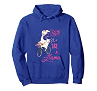 Floral Breast Cancer Awareness Month Figth Tank Top Shirts Hoodie Royal Blue