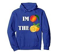 Impeach The Orange Not This President Anti 45th T Shirt Hoodie Royal Blue