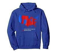 Best Proud Democrat Gifts Ts Shirts Hoodie Royal Blue