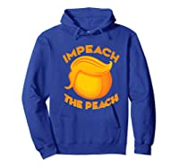 Impeach Halloween Premium T Shirt For Girls And Adults Hoodie Royal Blue