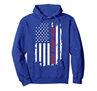 Best Uncle Ever T Shirt American Flag Fathers Day Gift  Hoodie Royal Blue
