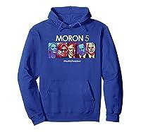 Funny Anti Trump Shirt Hate Donald Tshirt Impeach Hoodie Royal Blue
