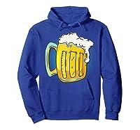 I Like Beer Shirt Professional Drinker Shirt Craft Beer Tee Hoodie Royal Blue