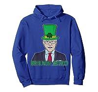 Bernie Sanders 2020 T Shirt St Patricks Day Irish Leprechaun Hoodie Royal Blue