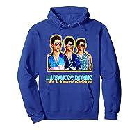 Happiness Begins Tour Music T Shirt Cool Jonas Shirt T Shirt Hoodie Royal Blue