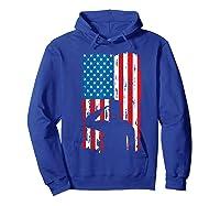 Veteran S Day Patriotic Usa Flag We Salute You Veterans T Shirt Hoodie Royal Blue