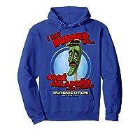 Jose Jalapeno Traverse City Mi T Shirt Hoodie Royal Blue