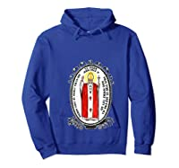 Saint Pope John Paul Ii Patron Of World Day T Shirt Hoodie Royal Blue