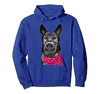 King Shepherd Premium T-shirt Hoodie Royal Blue