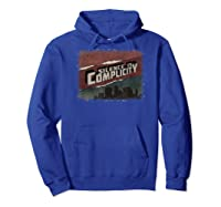 Silence Is Complicity Not My President Impeach Anti Trump T Shirt Hoodie Royal Blue