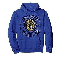 August Woman The Soul Of A Mermaid Tshirt For Black  Hoodie Royal Blue