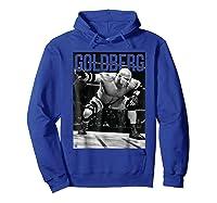 Bill Goldberg Iconic Graphic Shirts Hoodie Royal Blue