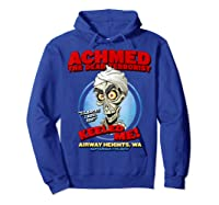 Achmed The Dead Terrorist Airway Heights Wa T Shirt Hoodie Royal Blue