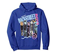 Vintage Backstreet Boy T Shirt Gift Halloween T Shirt Hoodie Royal Blue