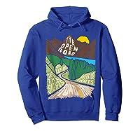 Road Trip 2019 Adventure Awaits Family Summer Vacation Gift Shirts Hoodie Royal Blue