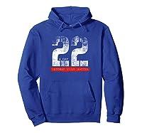 22 A Day Veteran Lives Matter Military Suicide Awareness T Shirt Hoodie Royal Blue