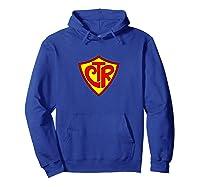 Super Ctr Logo Fun Latter Day Saint T Shirt Hoodie Royal Blue