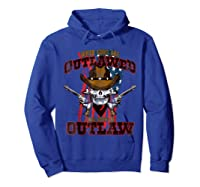 When The Guns Are Outlawed T Shirt For And  Hoodie Royal Blue