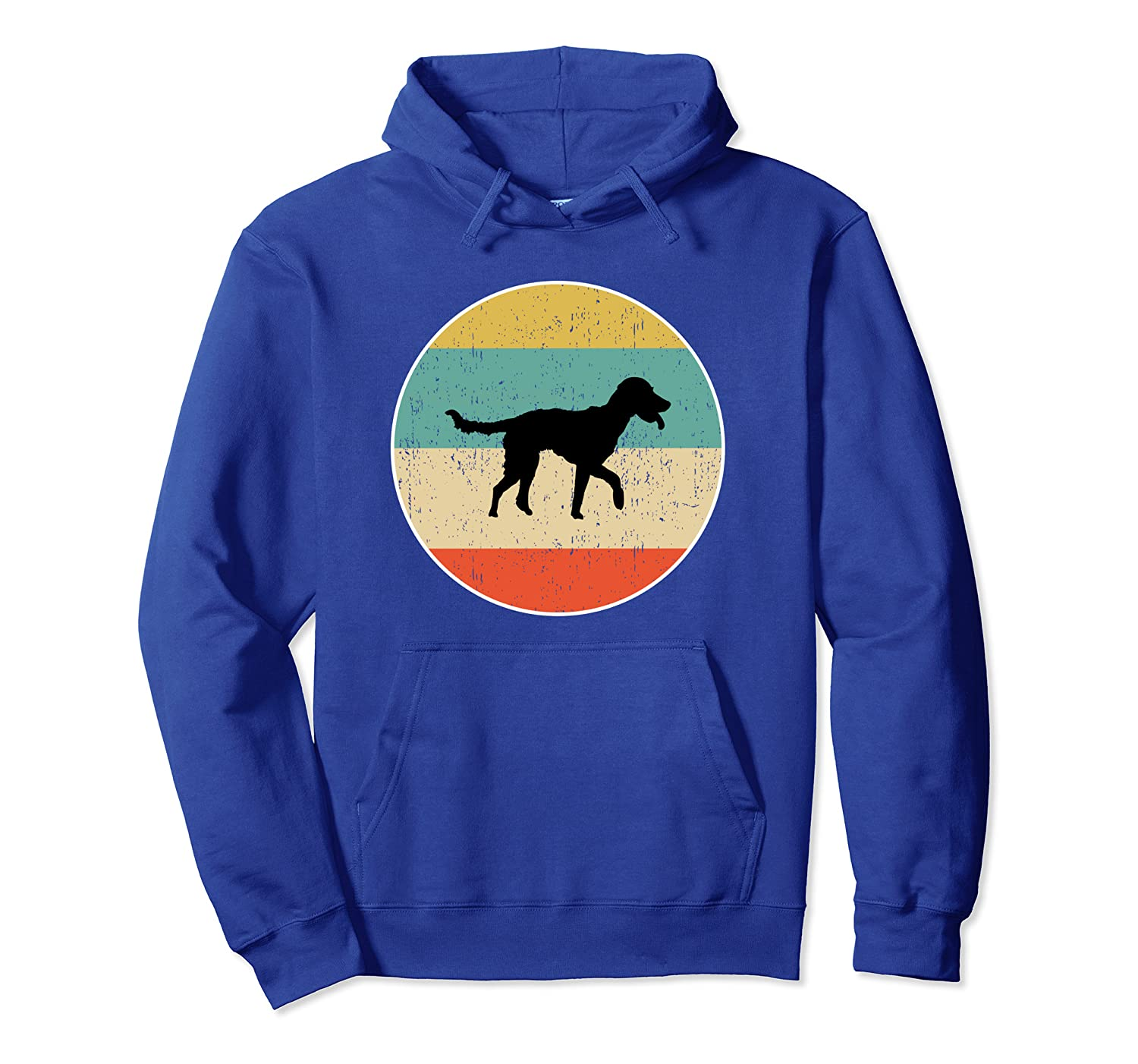 Small Munsterlander Pointer Dog Gift Pullover Hoodie