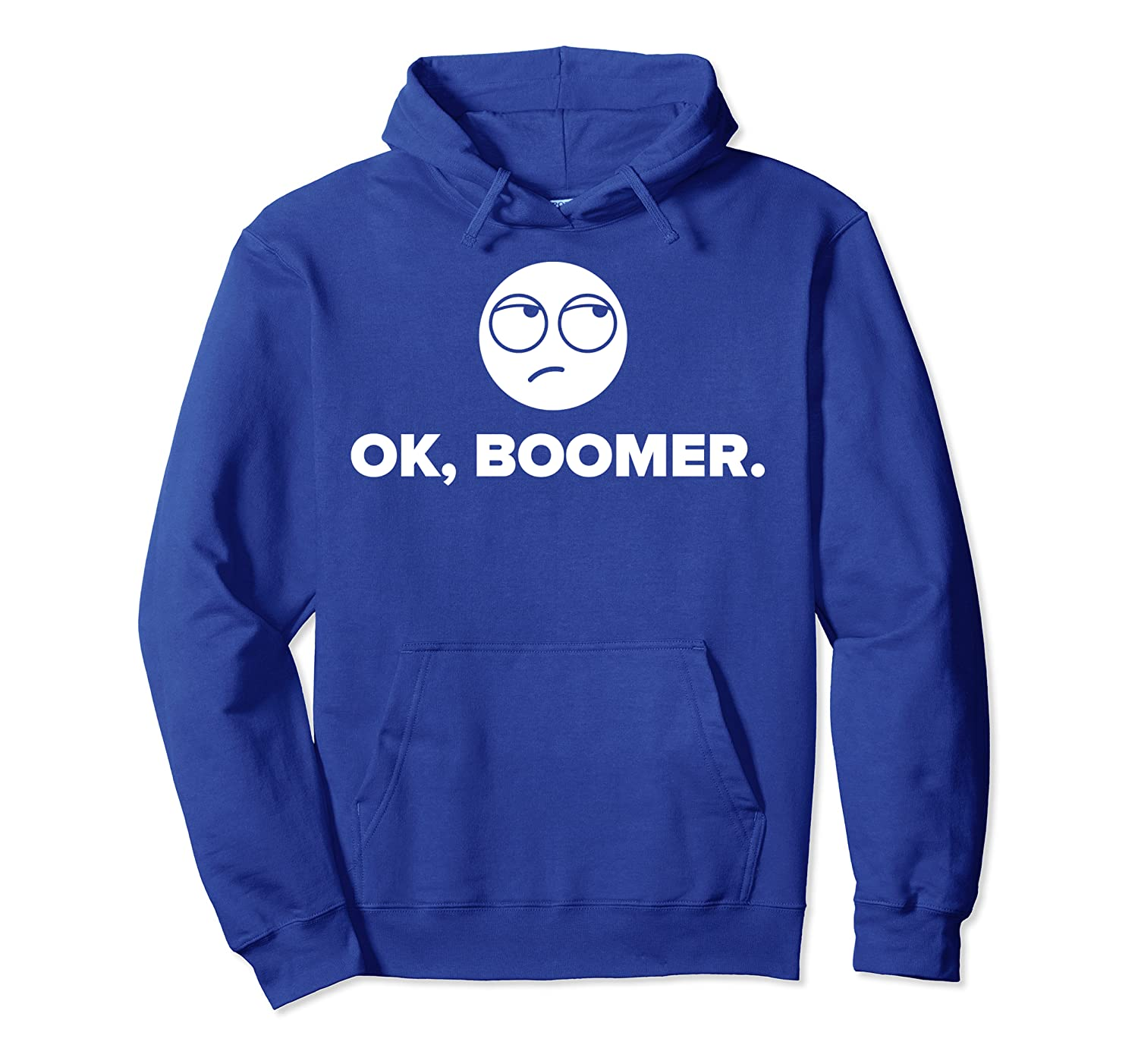 OK Boomer Pullover Hoodie