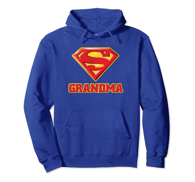 Superman Super Grandma Pullover Shirts