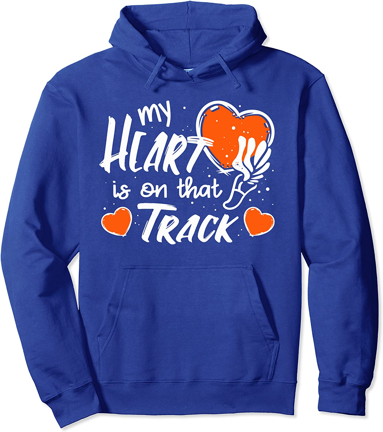 My favorite Track And Field star calls me mom Children Hoodie