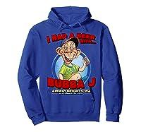 Bubba J Airway Heights Wa Shirts Hoodie Royal Blue