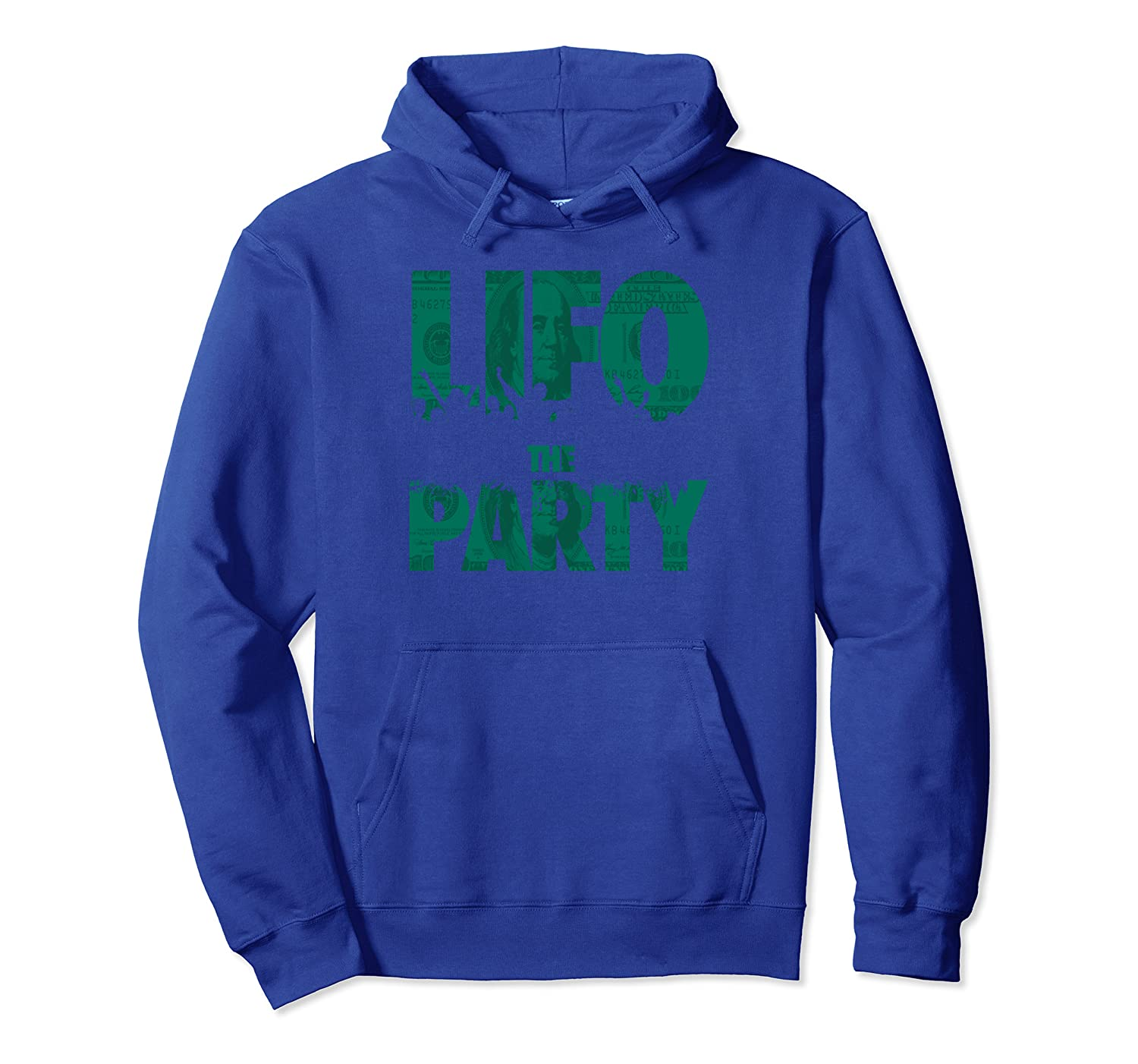 LIFO The Party Funny CPA Accountant Inventory Tax Bookkeeper Pullover Hoodie