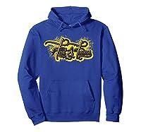 Fast Furious Grafi Logo Pullover Shirts Hoodie Royal Blue