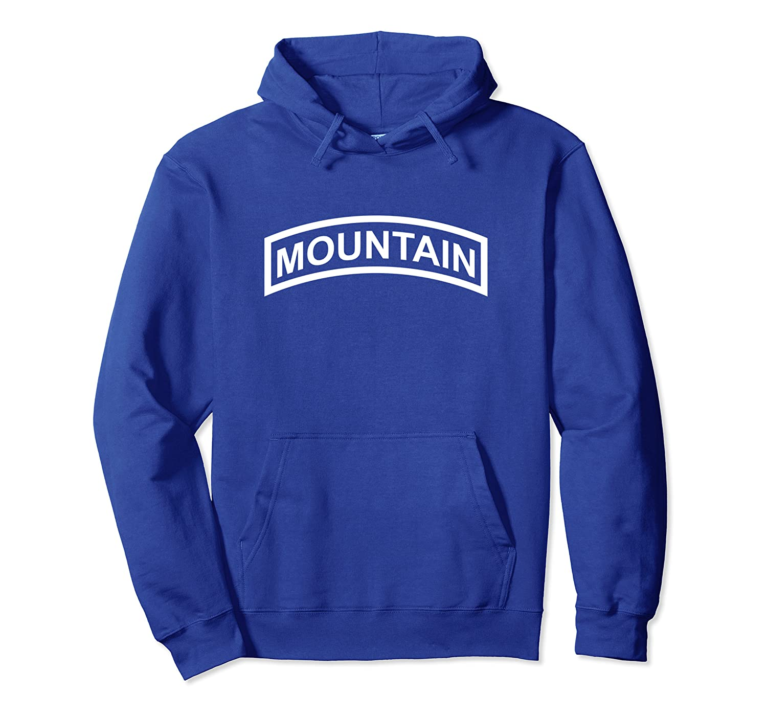 10th Mountain Division Tab Hoodie – 20310