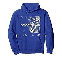 Predator Lethal T-shirt Hoodie Royal Blue