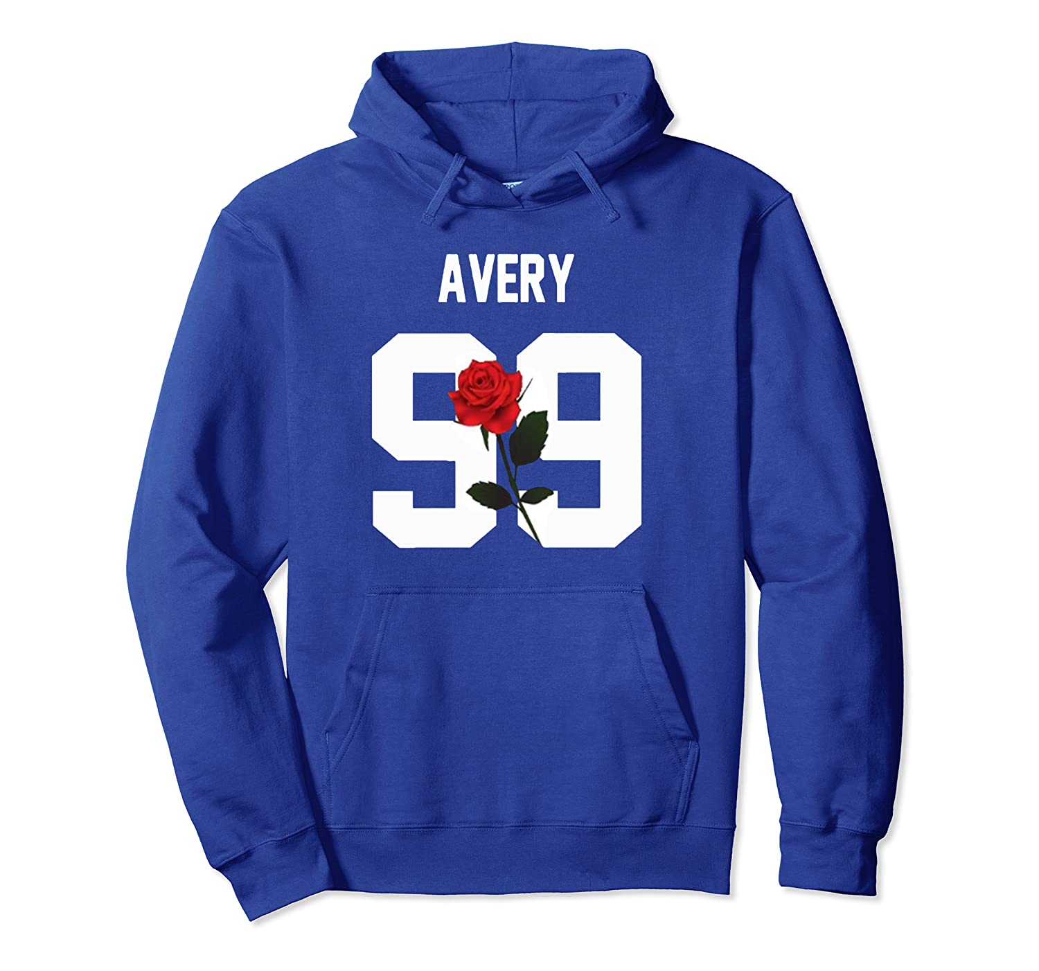 Why Merchandise We Don't Red Rose Jack Avery Fans Gifts Mens Pullover Hoodie-TH