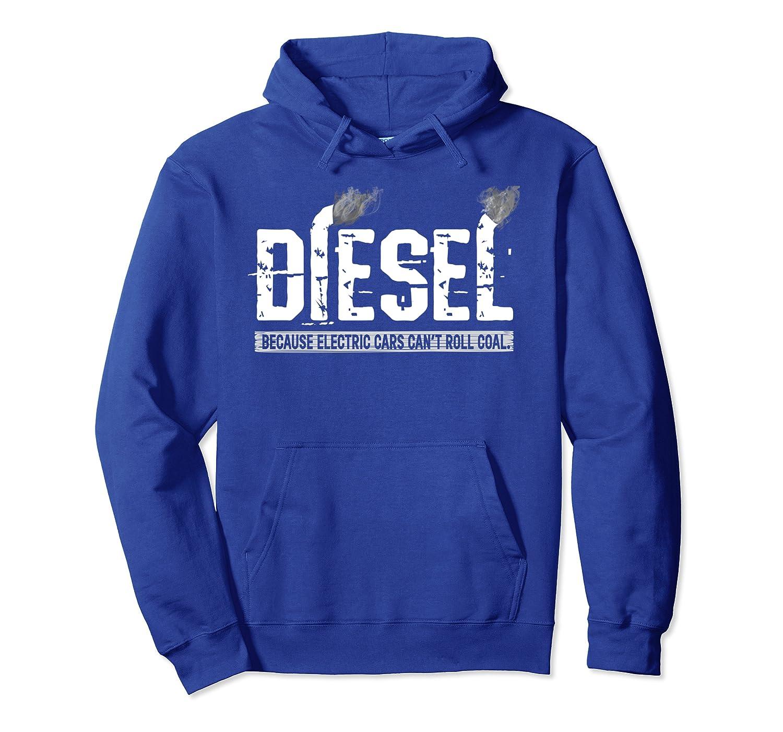 Diesel Rolling Coal Pullover Hoodie-ANZ