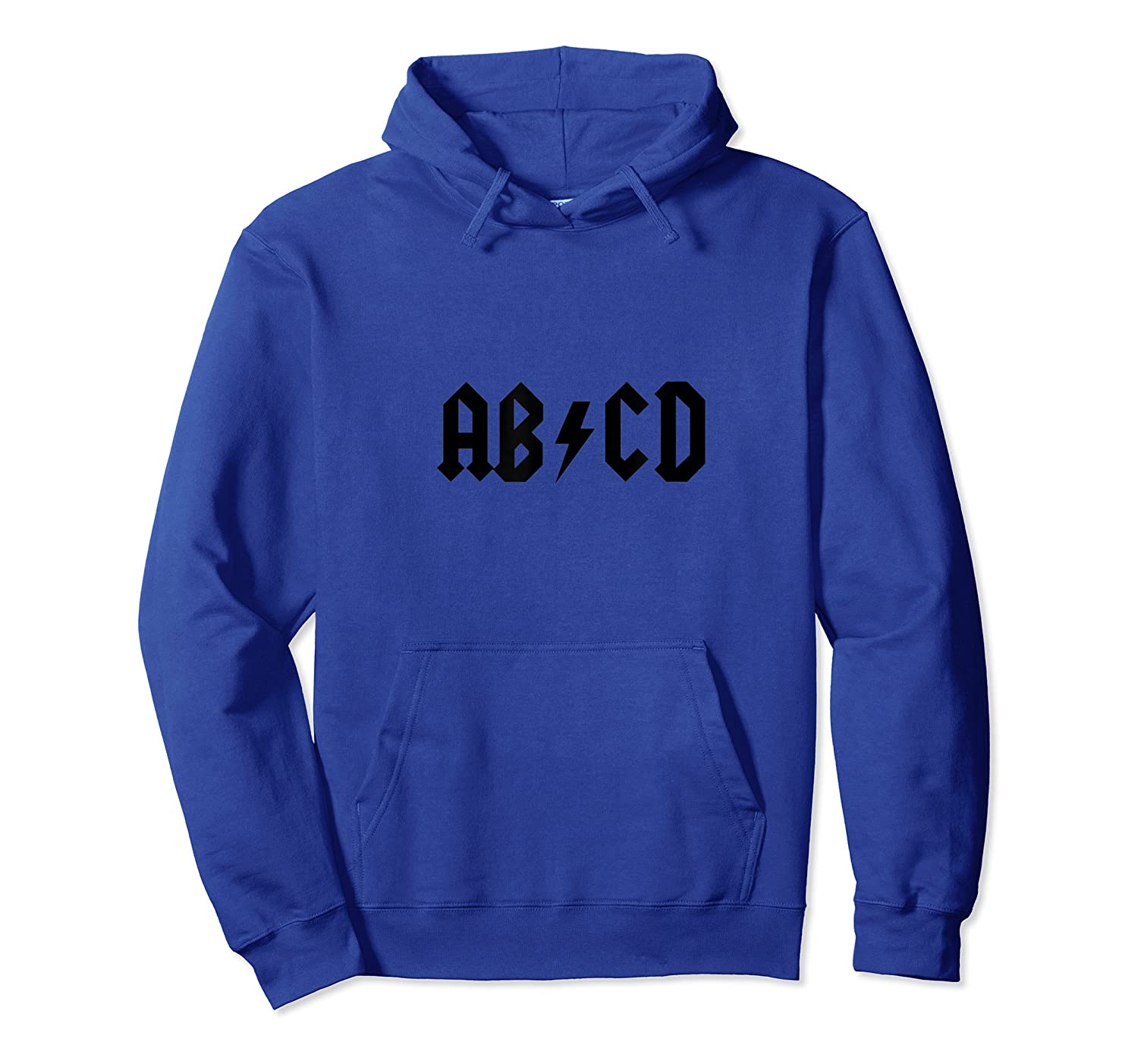Ab/cd Tea Funny Rock And Roll Gift Ts Shirts Unisex Pullover Hoodie