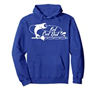Reel Cool Dad Fishing Daddy Father's Day Gift Shirts Hoodie Royal Blue